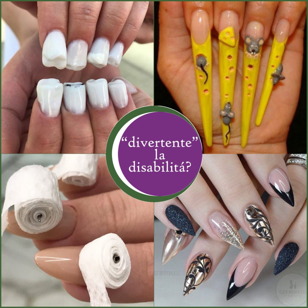 4 x unghie