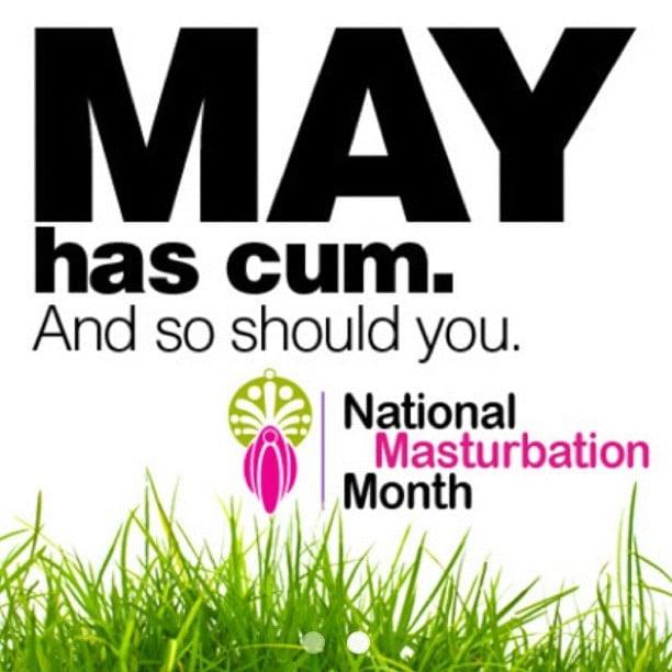 may has cum