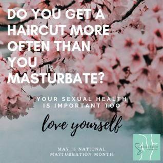 Masturbation+May